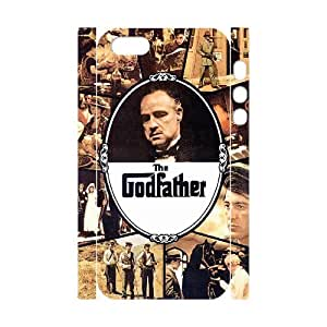 XOXOX Cover Custom The Godfather Phone 3D Case For iPhone 5,5S [Pattern-6]