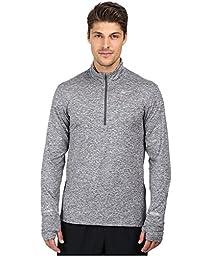 Nike 683485-021 Element Half-Zip - Grey/Silver - Large