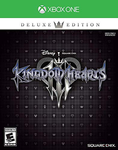 Kingdom Hearts III - Xbox One Deluxe Edition (Kingdom Hearts 1 Ps2)
