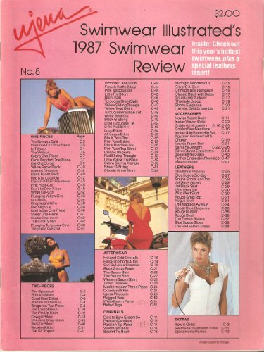 Ujena Simwear Illustrated's 1987 Swimwear Review ()