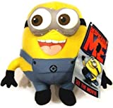 Despicable Me Deluxe 8-Inch Plush Figure Minion Jorge