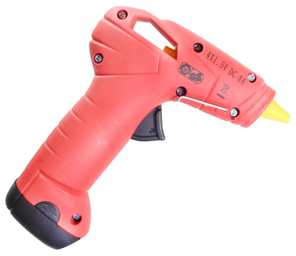 PPI DELUXE BATTERY OPERATED GLUE GUN : ( Pack of 1 Pc ) by TZ18173D01 (Image #2)