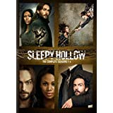 Sleepy Hollow Season 1 - 4 Complete