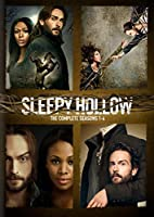 Get Sleepy Hollow Seasons 1 - 4 for $34.99