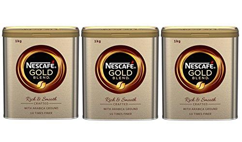 Nescafé Gold Blend 1kg Case Of 3