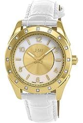 JBW Women's J6261LA Giana Leather Diamond Watch