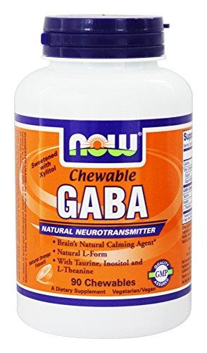 Maintenant les aliments GABA 250mg