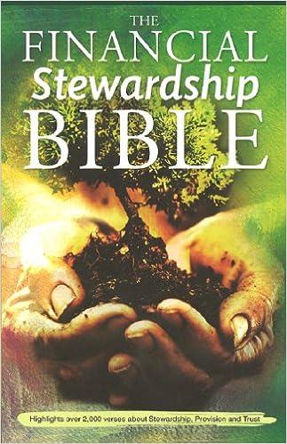 Stewardship Handbook For Christian Ministries, Volume 2