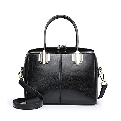 Shoulder Handbags Bags Fashion Casual Womens Black Vintage Mini Bag Shopping Tote qUtx0z8n