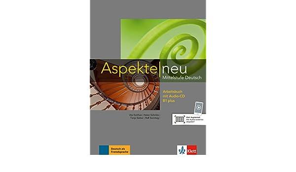 Aspekte neu arbeitsbuch b1 plus mit audio cd stefan zweig aspekte neu arbeitsbuch b1 plus mit audio cd stefan zweig 9783126050173 amazon books fandeluxe Image collections