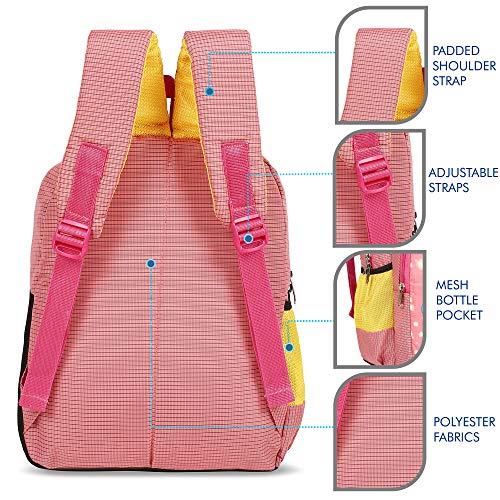 Priority Disney Snow White 20 litres Pink Polyester Kids ...