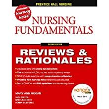 VangoNotes for Prentice Hall Reviews & Rationales: Nursing Fundamentals, 2/e Audiobook by Mary Ann Hogan, Mary Jean Ricci Narrated by Therese Plummer, Christian Rummel, Ellen Archer
