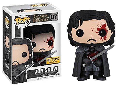 "Funko Pop Exclusive Game of Thrones ""Bloody"" Jon Snow"