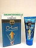 Best Enlargement Creams - 2 x LABOLIA O-LONG RAPID PENIS ENLARGEMENT MASSAGE Review