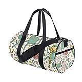 Unisex's Zoo Duffel Bag Travel Tote Luggage Bag Gym Sports Luggage Bag