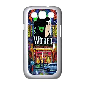 Wicked The Musical Pattern Productive Back Phone Case For Samsung Galaxy S3 -Style-17