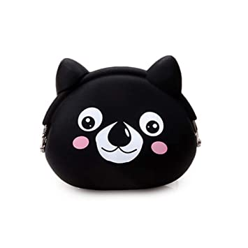 Amazon.com: Domccy Animal pequeño bolso monedero bonito ...