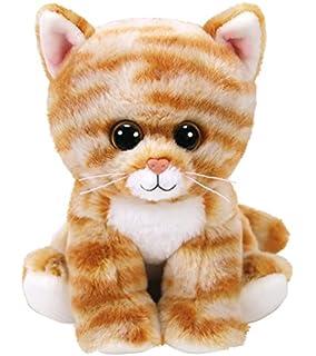 Ty Beanie Cleo 42305 – Cat Tiger Baby Plush Soft Toy – 15 cm 21150dec075e