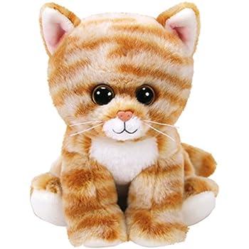 9db865c69f5 Ty Beanie Cleo 42305 – Cat Tiger Baby Plush Soft Toy – 15 cm