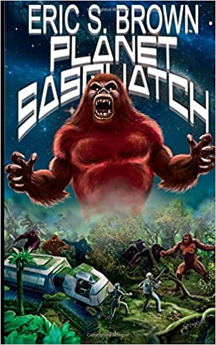 Book Planet Sasquatch