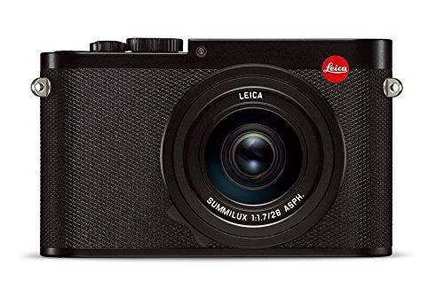 Leica Q 24.2 Megapixel Digital 35 MM Compact Camera (Black, Anodized, TYP 116)