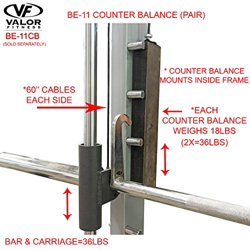 Valor-Fitness-Counter-Balance-Set-for-Smith-Machine-BE-11