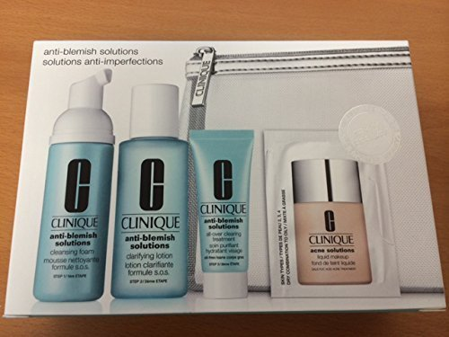 Clinique Anti Blemish Acne Solutions Clear Skin 3 Step