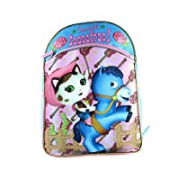 Sheriff Callie Pink 16 inch Girls Backpack
