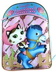 Sheriff Callie Pink 16 inch Girls Backpack