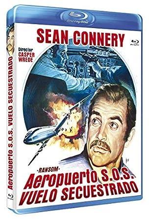 Aeropuerto s.o.s vuelo / The Terrorists (1974) ( Ransom ) (Blu-Ray)