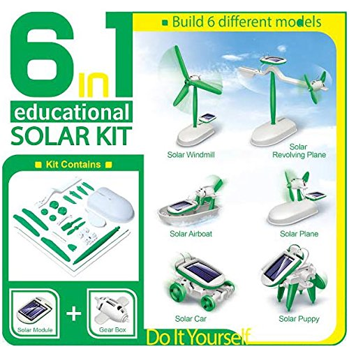 6-in-1 Educational S…