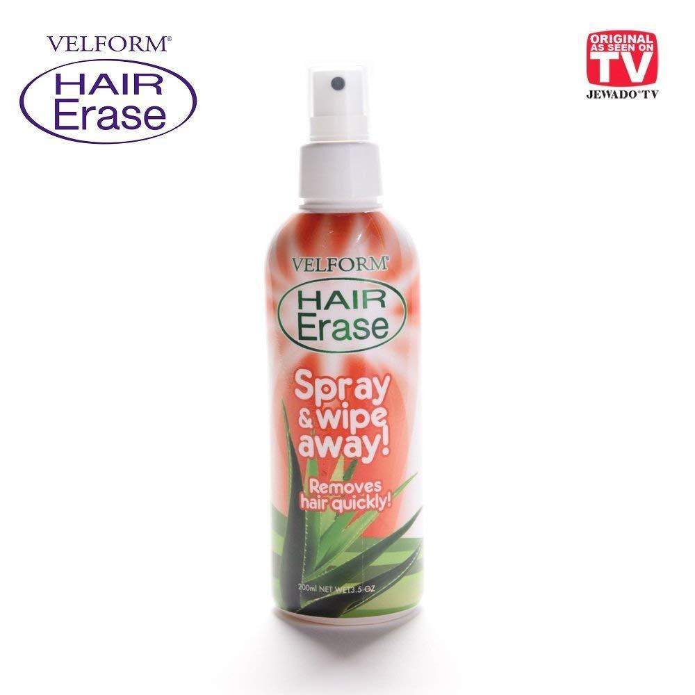 velform hair erase  Velform Hair Erase - Crema depilatoria indolore: : Salute e ...