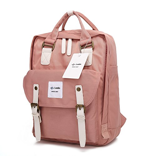 Durable Laptop Backpack Cute Middle School College Book Bags Light Weight Day Packs for Teens Girls Boys Water-Proof Travel Outdoor Backpacks