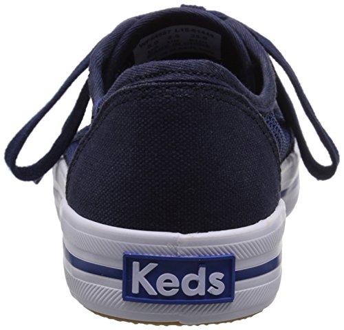 Kickstart Mesh Fashion Sneaker Keds Navy Women's E5qx7wB