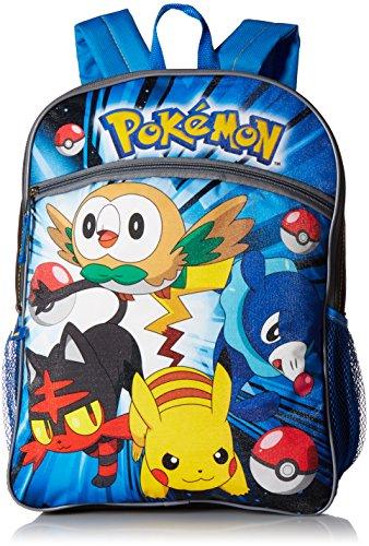 Pokemon Boys' 5 in 1 Backpack Photo - Pokemon Gaming