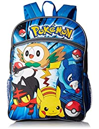 Pokemon Boys' 5 in 1 Backpack