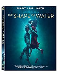 Shape Of Water, The [Blu-ray]