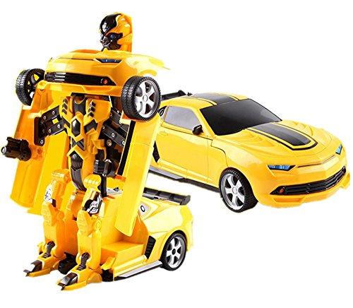 Bumblebee Remote Control Car Remote Control Robot Battle - 1