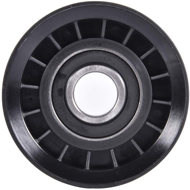 Ai CAR FUN Serpentine Belt Tensioner Pulley for CTS-V Corvette Explorer Focus,Idler Pulley Auto Parts /& Accessories OEM 419-604