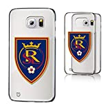 Keyscaper MLS Real Salt Lake Insignia Clear for Galaxy S6, Clear