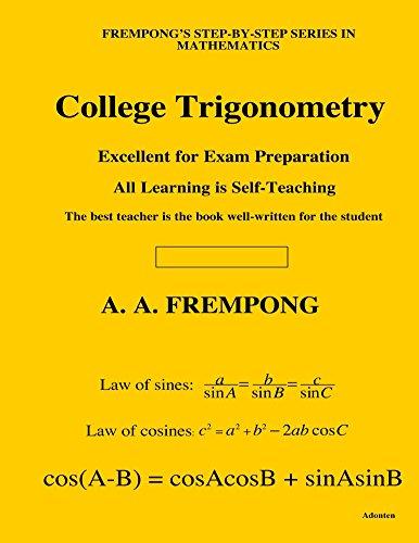 Download College Trigonometry Pdf