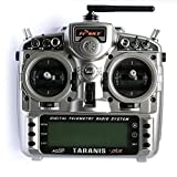 FrSky Taranis X9D Plus 16-Channel 2.4ghz ACCST Radio Transmitter (Mode 2)