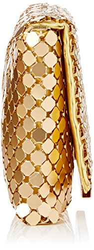 SWANKYSWANS Mail Gold Clutch Clutch Lionel Chain Womens Sequin Gold Gold Bag rgHOBrxIq