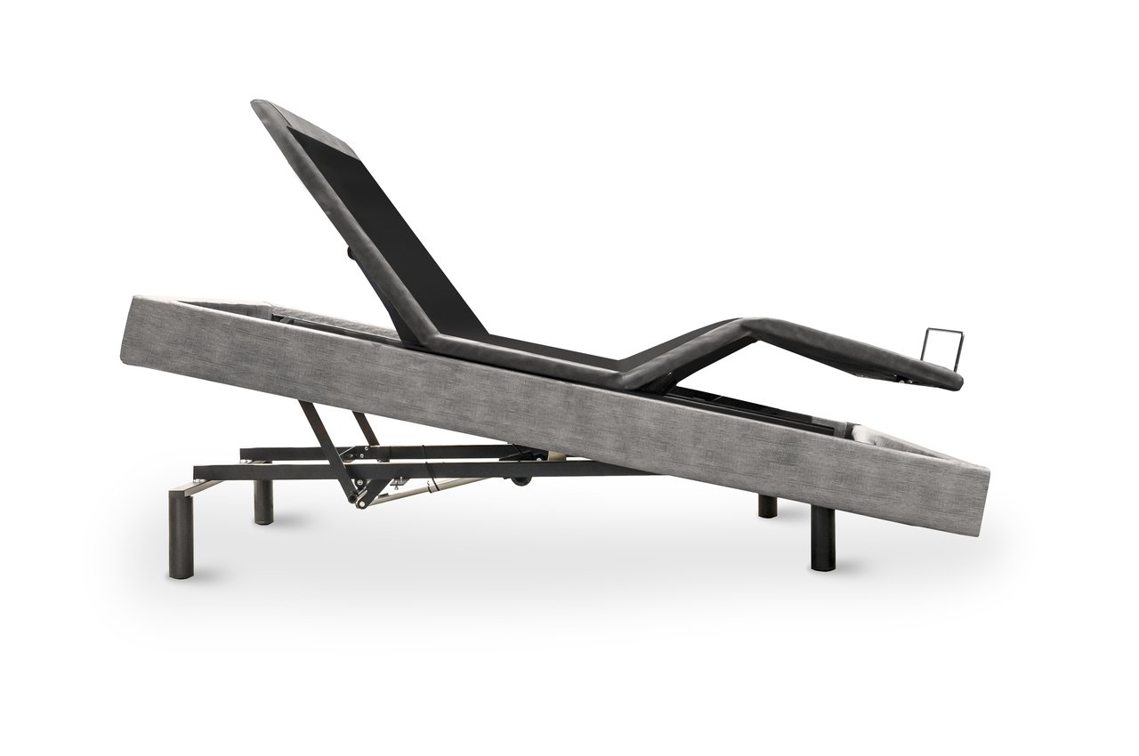 Glideaway Ascend Adjustable Bed with Elevate LIFTALL Sizes (Split King) by Glideaway