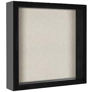 Amazon Com Americanflat 11x11 Shadow Box Frame Black