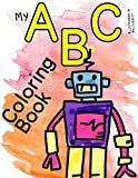 My ABC Coloring Book (A to Z)