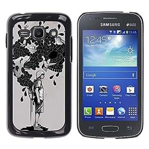 Stuss Case / Funda Carcasa protectora - La bolsa de trucos - Samsung Galaxy Ace 3