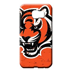 samsung galaxy s6 edge case New Awesome Look mobile phone carrying skins cincinnati bengals nfl football