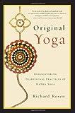 Original Yoga, Richard Rosen, 1590308131
