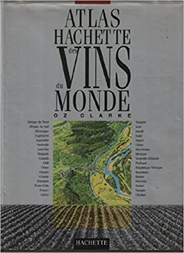 Download Atlas Hachette des vins du monde pdf, epub ebook
